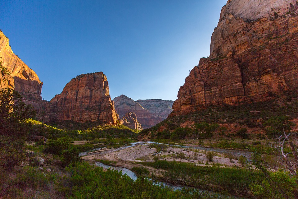 rv campgrounds near zion national park