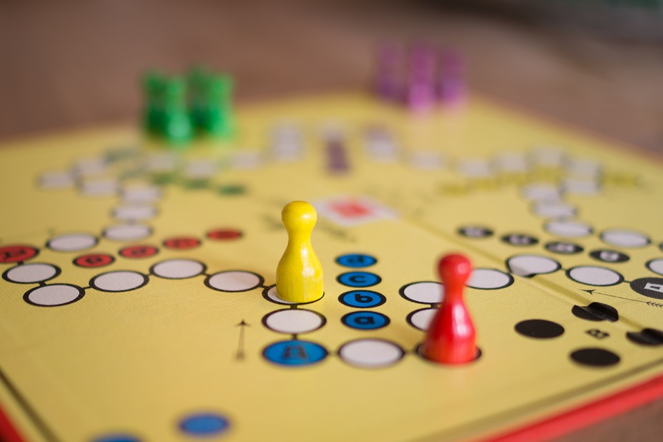 rv campgrounds with board games