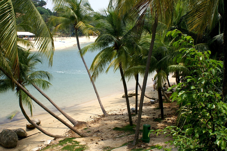 rv campgrounds with secluded beaches