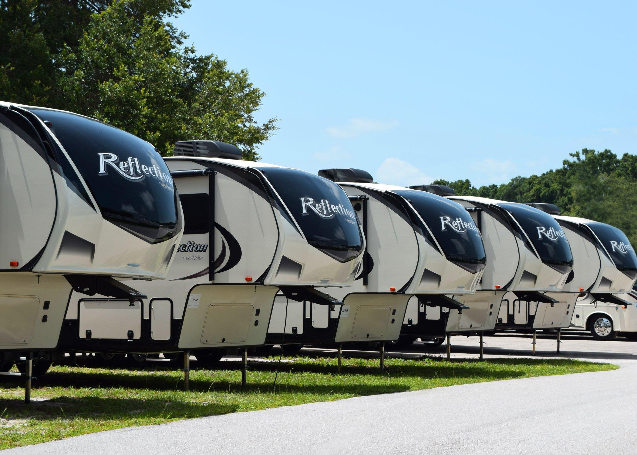 rv lineup