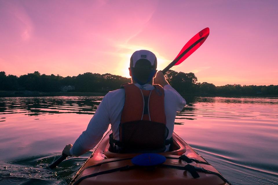 rv resorts with kayak rentals