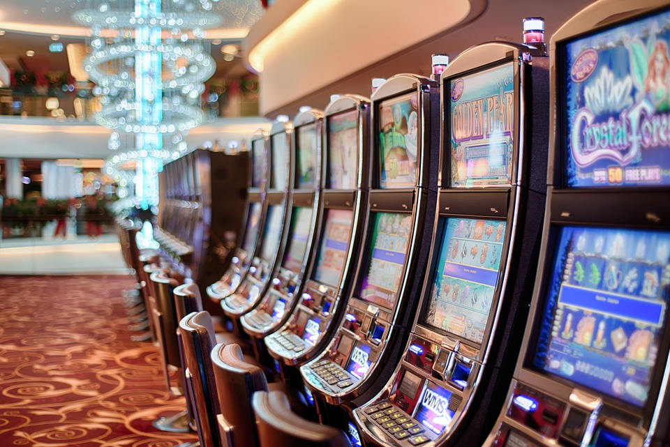 rv resorts with slot machines