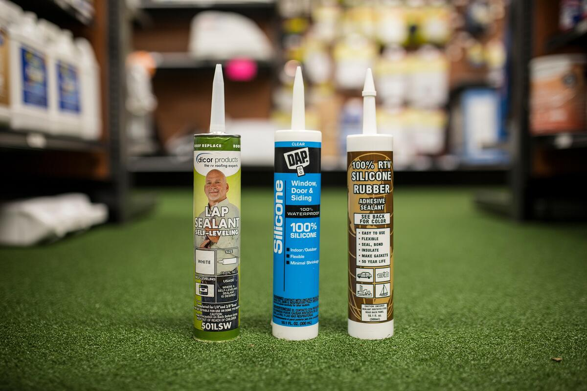 RV sealants