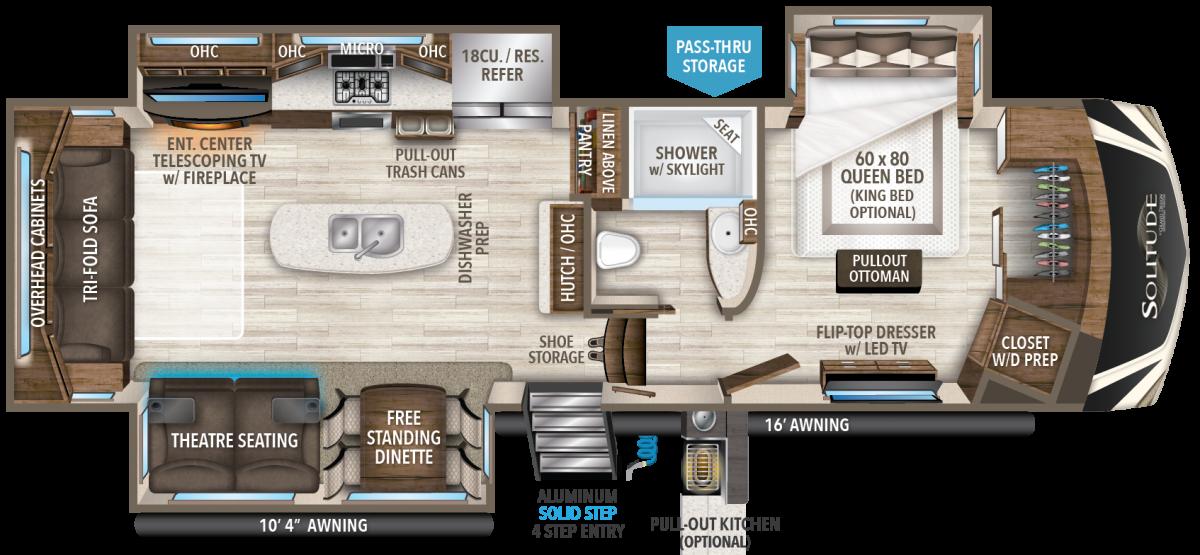 solitude floorplan