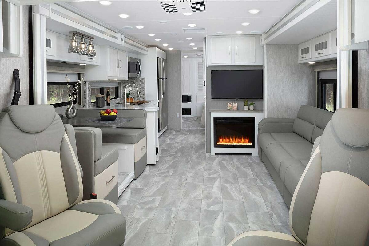 How Much Does an RV Cost?