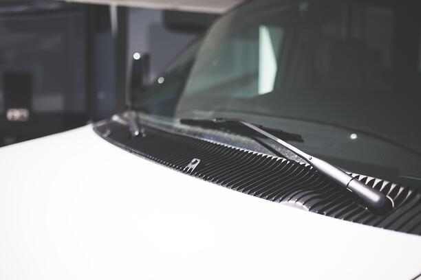 RV windshield wipers