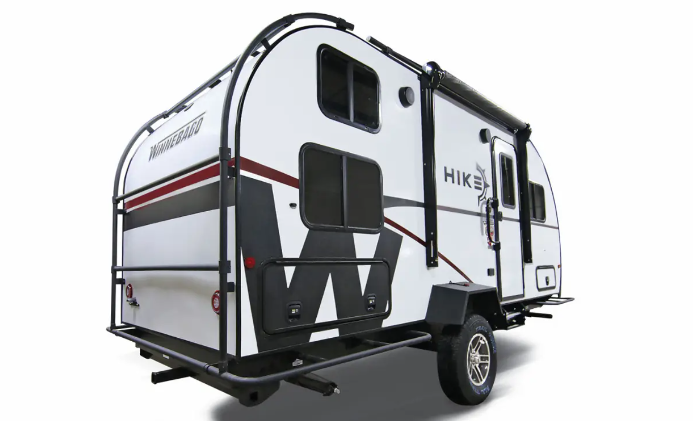 winnebago hike travel trailer exterior-1
