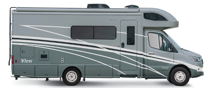 winnebago view exterior