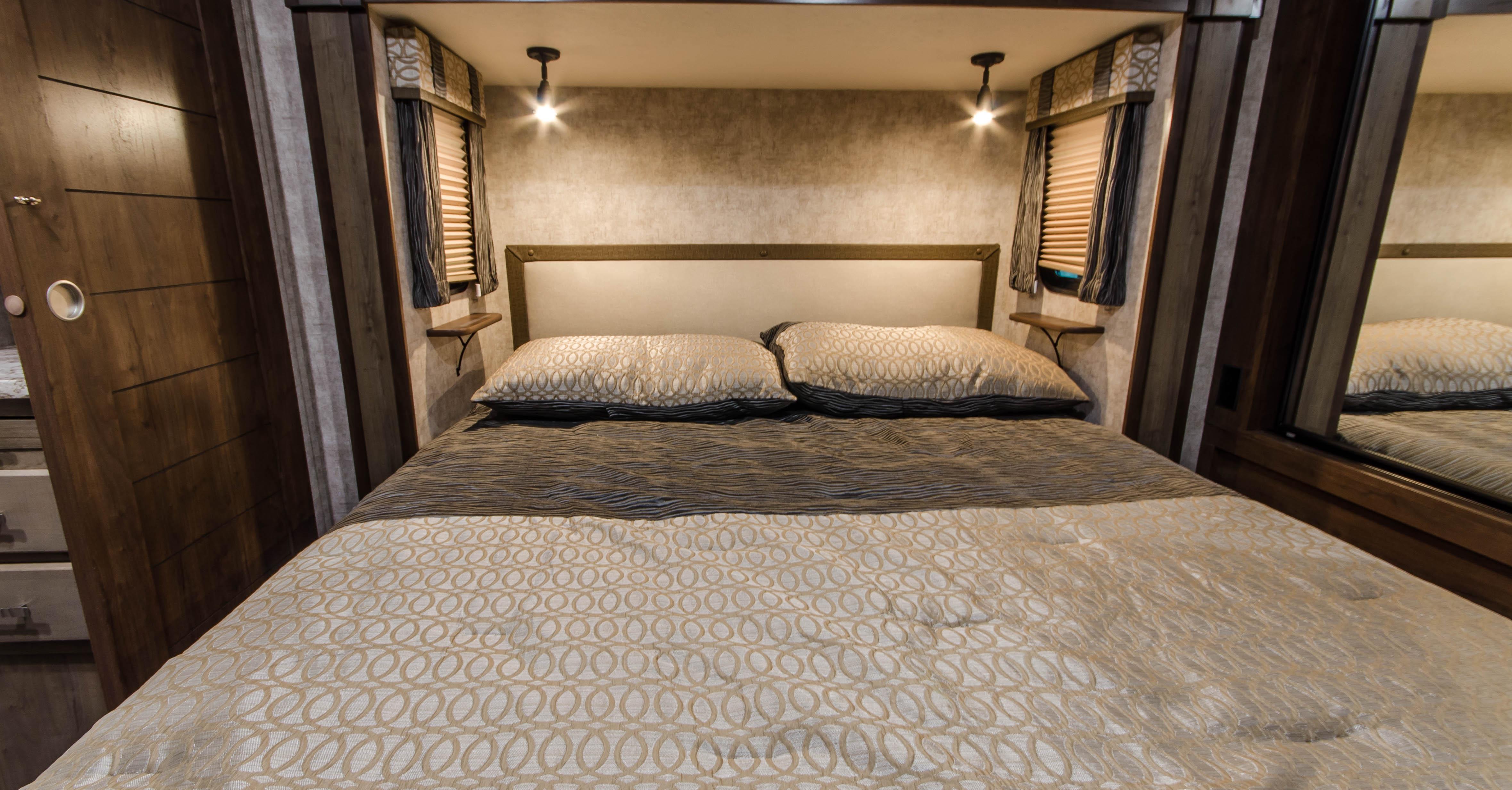 Travel Trailer Bedroom Selector