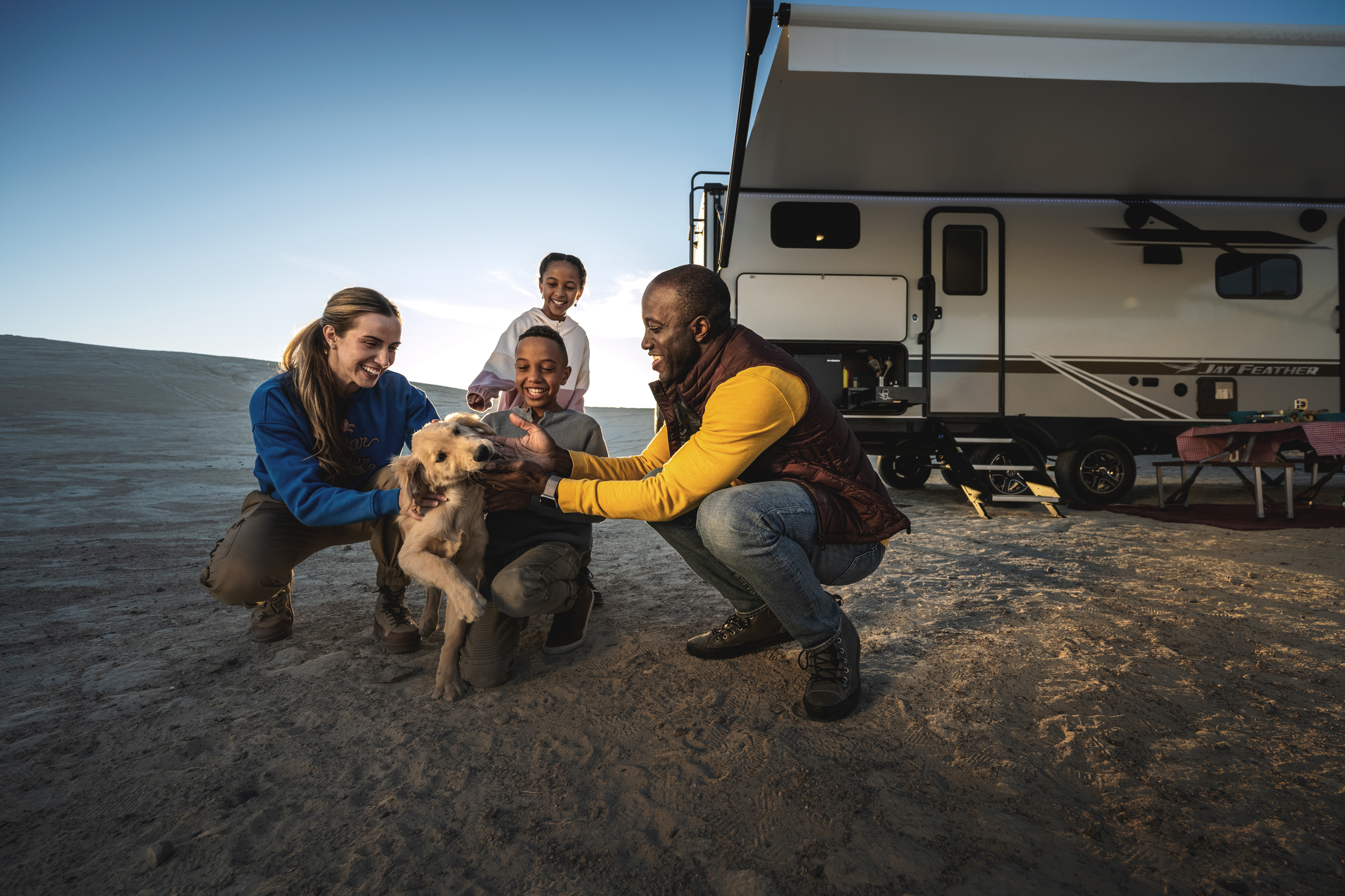 Best RV Parks for Beachfront Camping