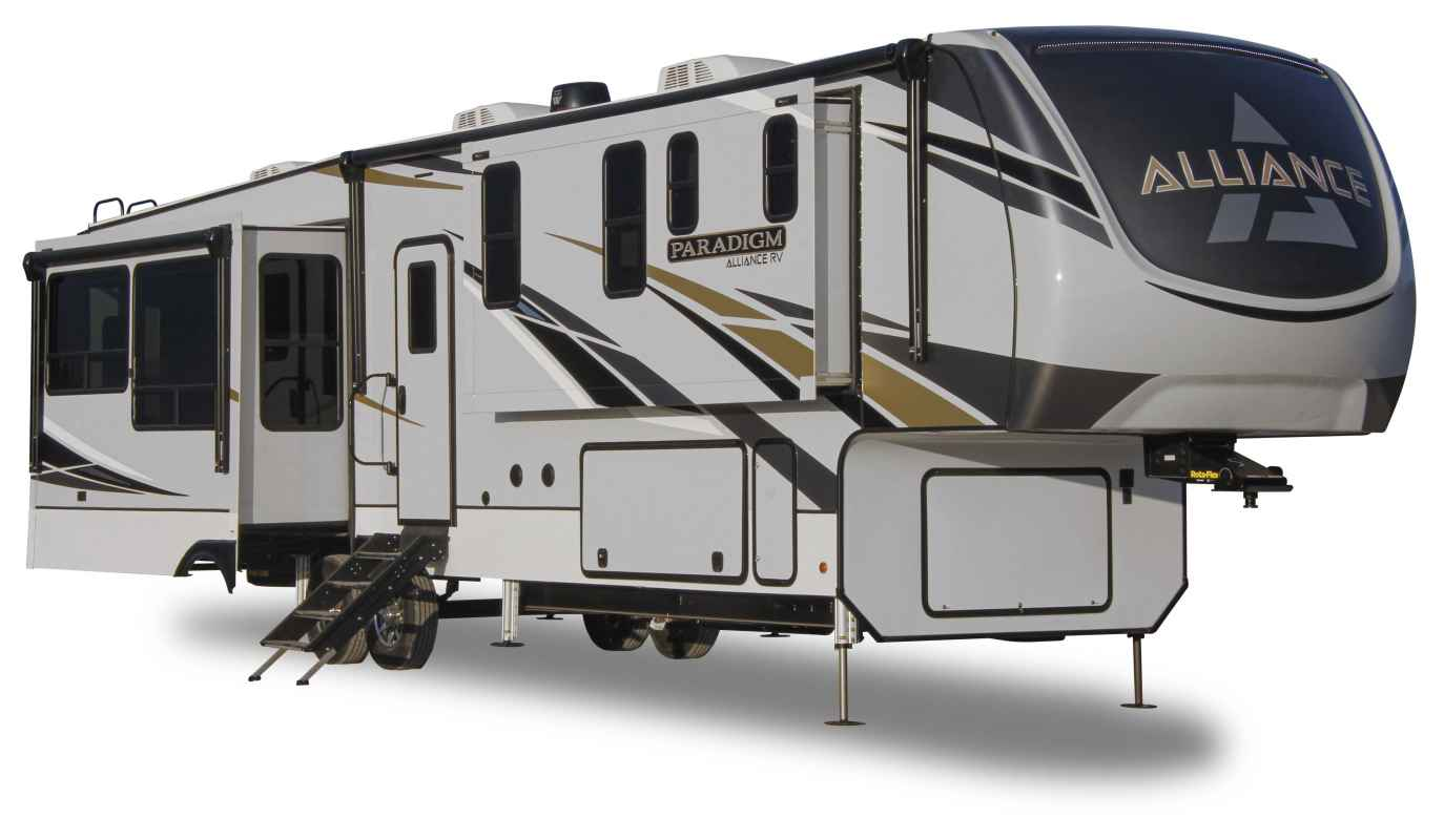 RV Spotlight: Alliance Paradigm Fifth Wheel