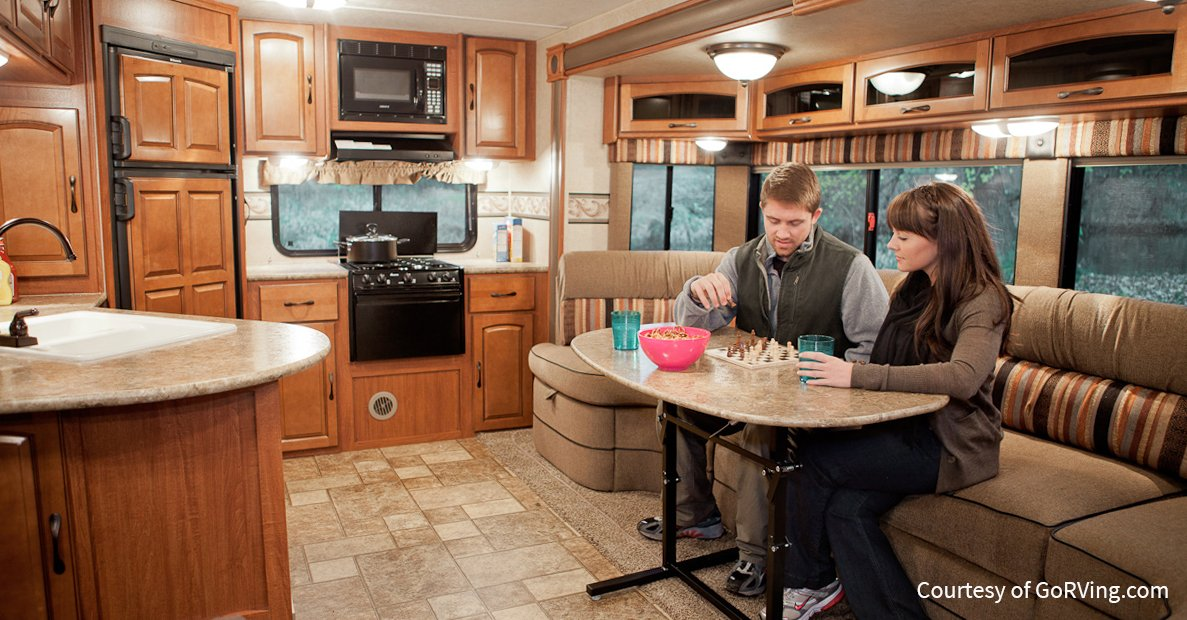 Top 5 Travel Trailers With Rear Kitchens