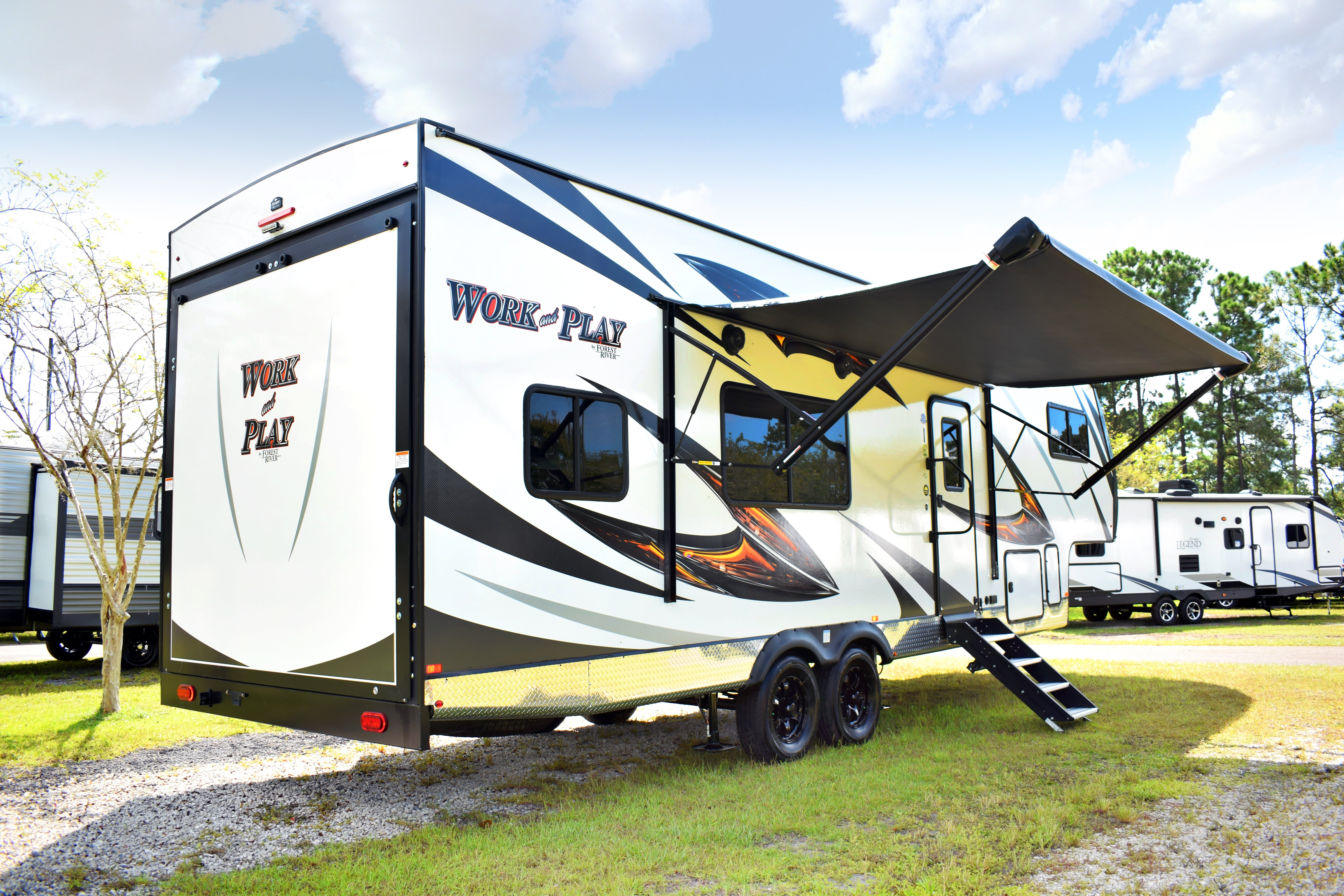Understanding RV Model Numbers and Letters