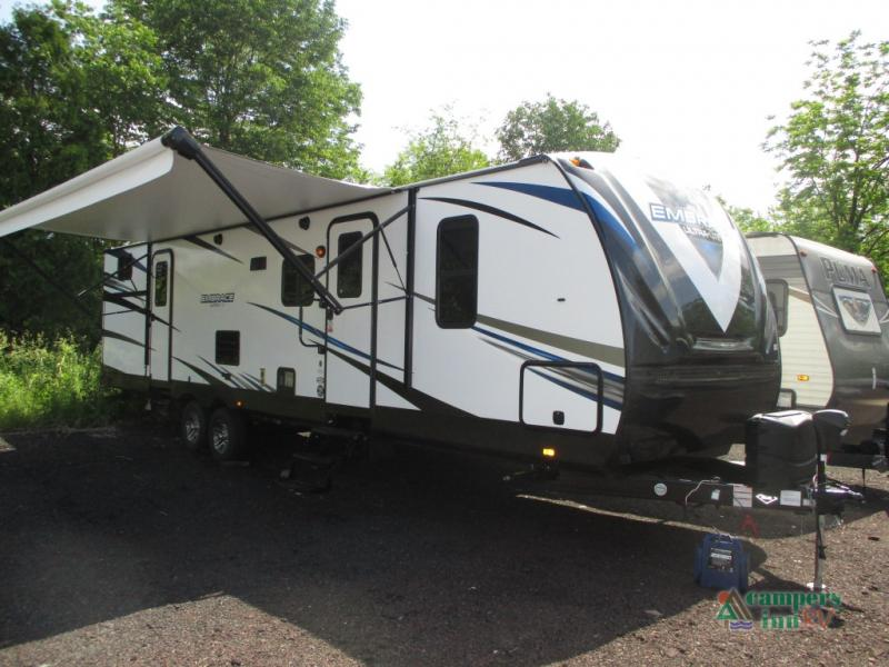 Top 8 Travel Trailers with Outdoor Kitchens