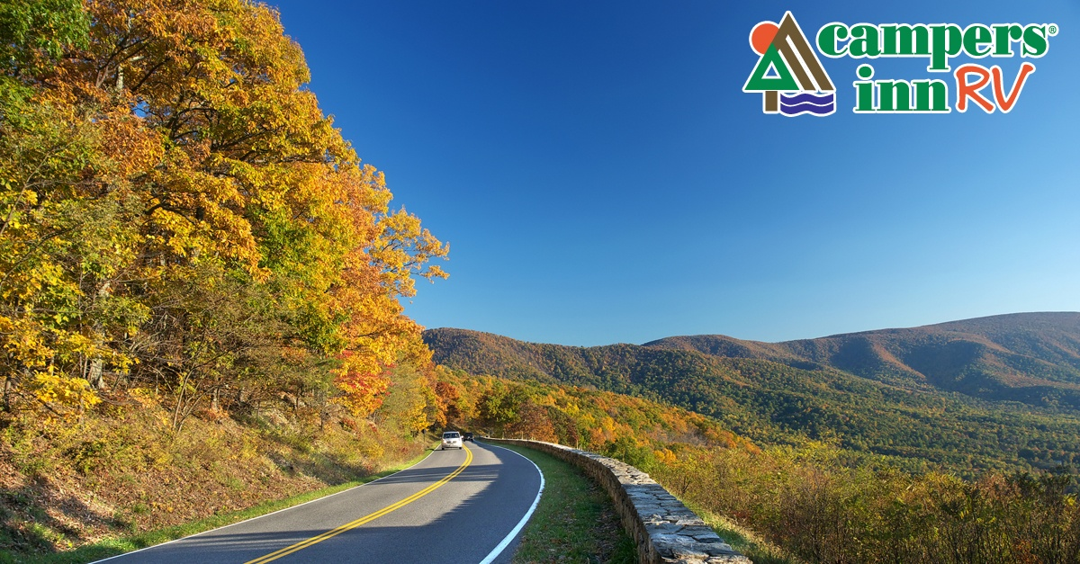 Top 3 National Parks To Experience The Fall Foliage On The