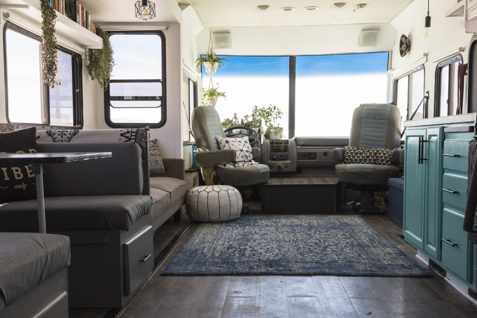 Life Among Pines Five Simple Projects To Spruce Up Your Rv Interior