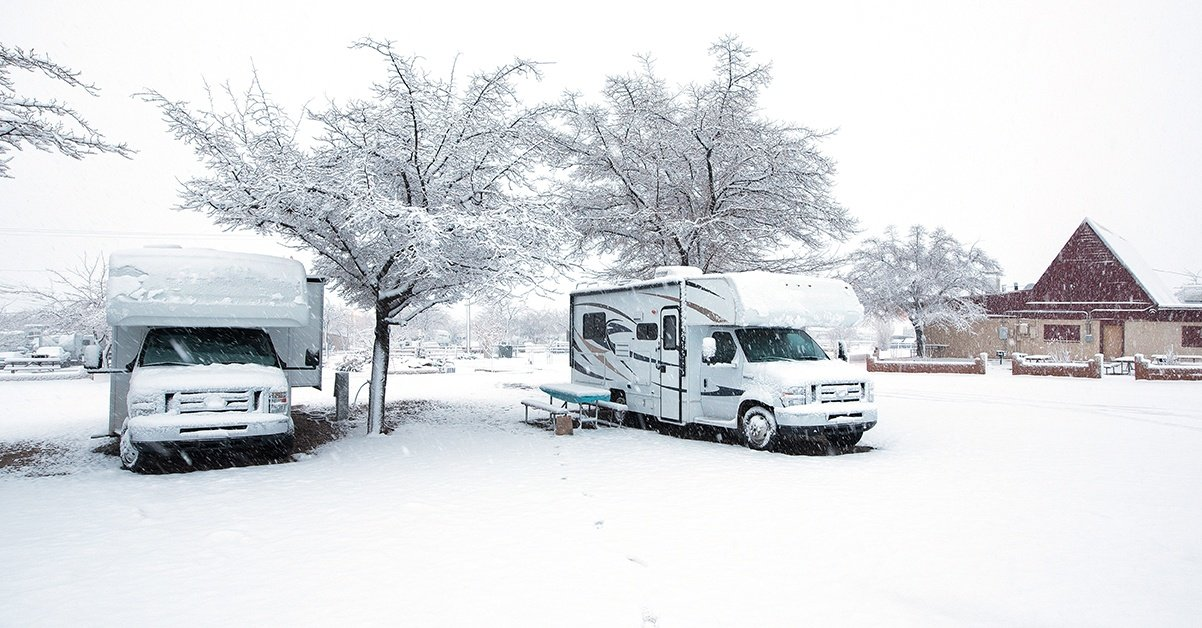 Top 5 Four-Season Campgrounds in the Northeast