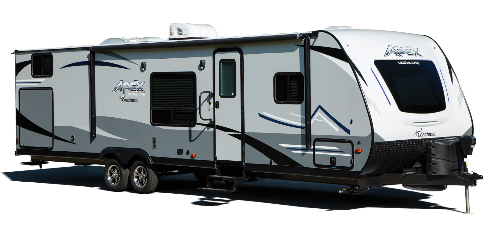 RV Types Explained: From Class A Motorhomes to Pop-Up Campers