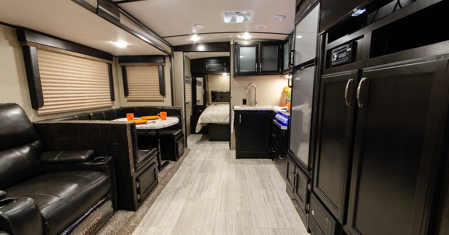 6 Top Travel Trailers and Fifth Wheels for 2019