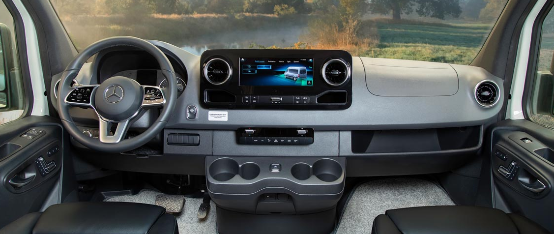 The 6 Best Mercedes Benz Motorhomes