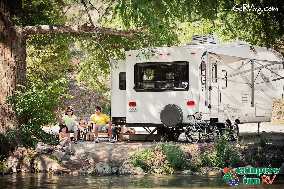 6 Tips & Tricks for Keeping the Summer Heat out of Your RV