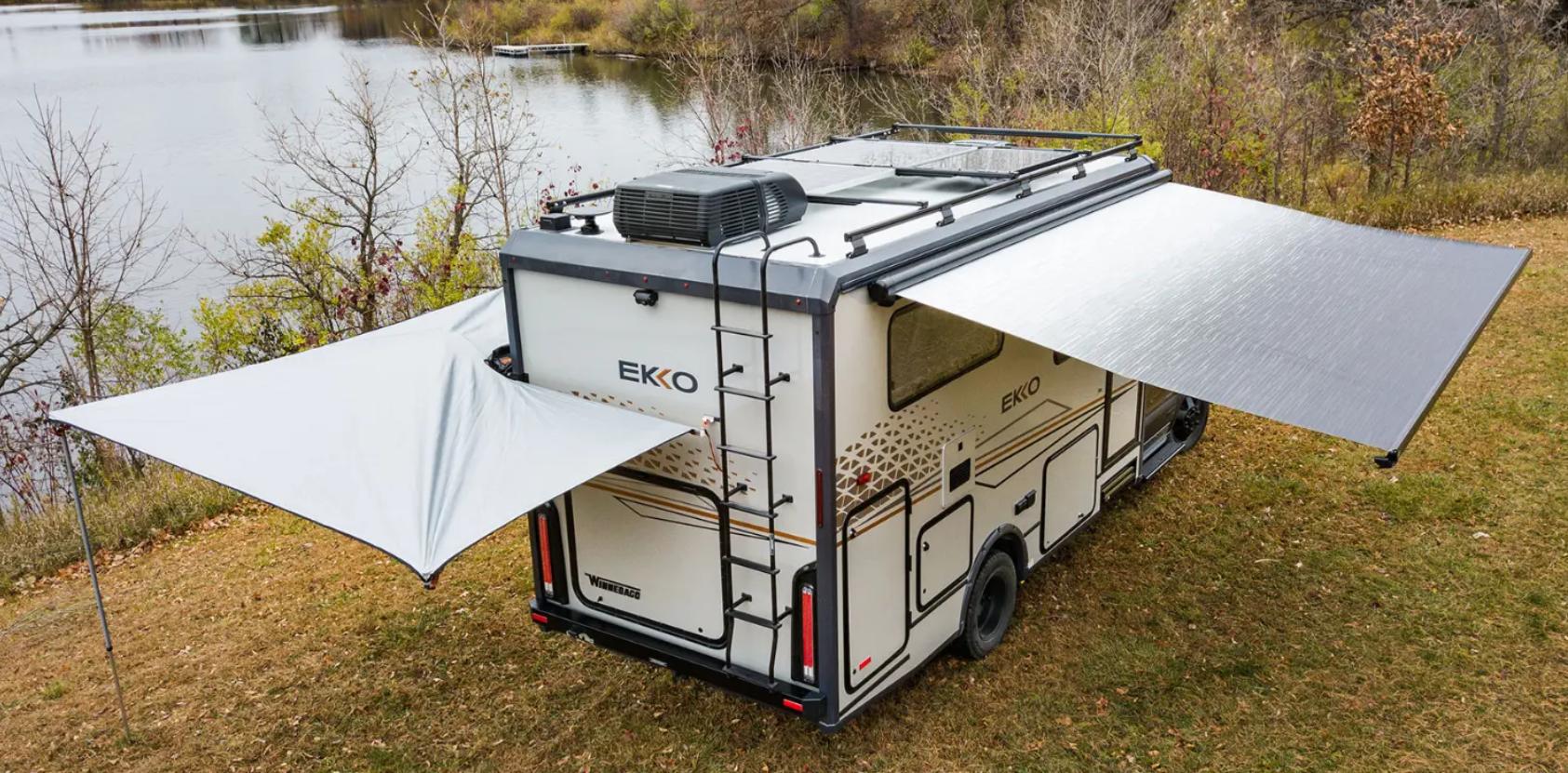 Introducing Winnebago's Newest Class C Motorhome: The Ekko